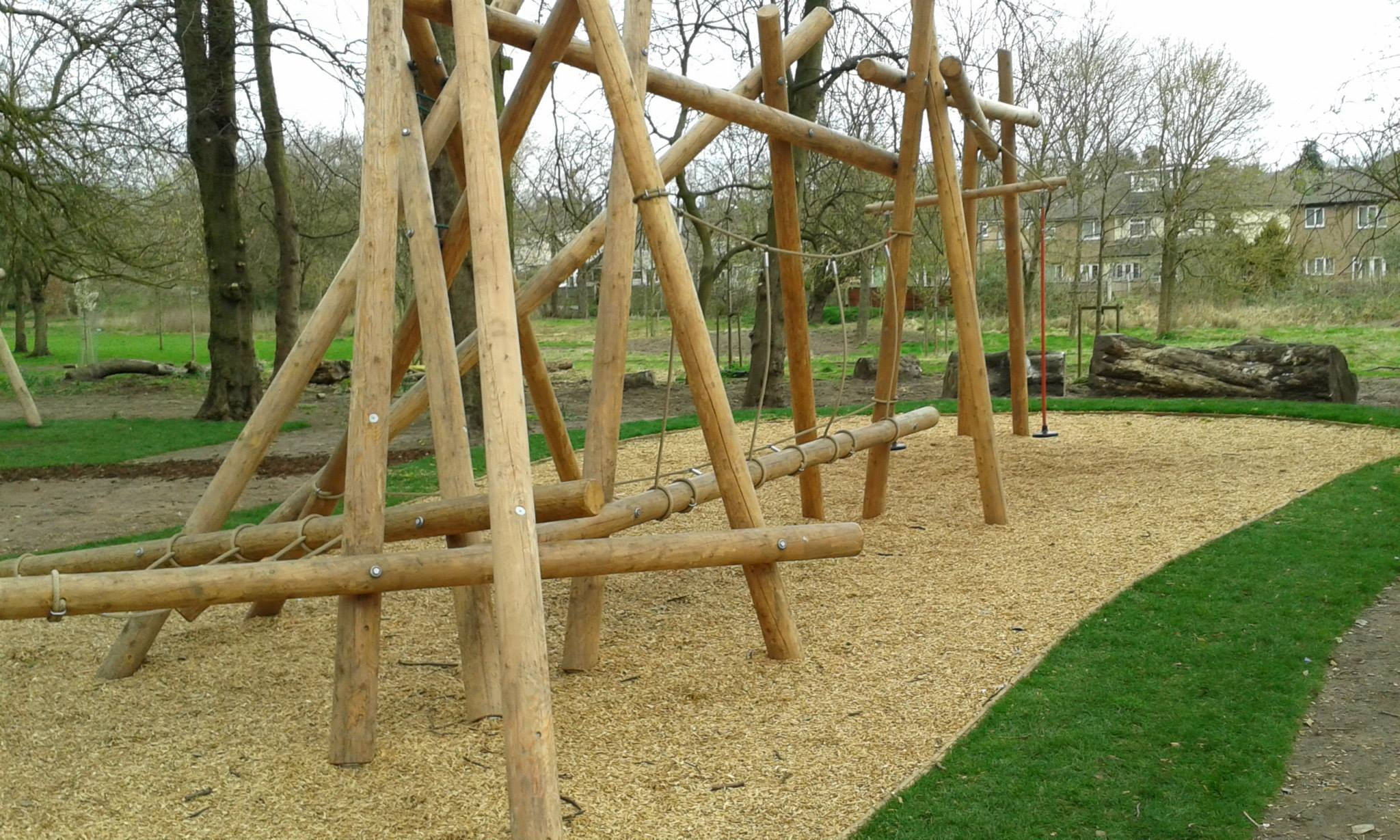 Children s Play Area & Outdoor Gym