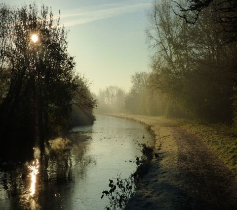 Rimrose Valley canal (Barry Smith)
